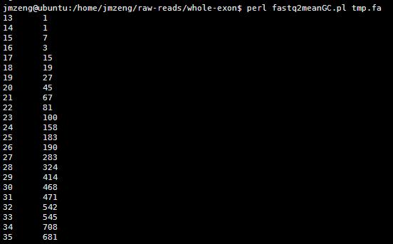 仿写fastqc软件的部分功能-上3633