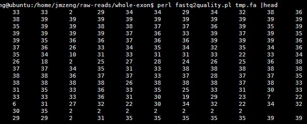 仿写fastqc软件的部分功能-上817