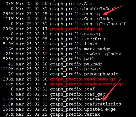 基因组组装软件SOAPdenovo安装使用2446