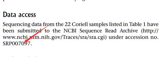 捕获测序文章解析并下载数据162