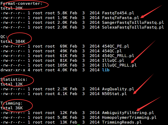 NGS QC Toolkit 对测序reads进行简单过滤264