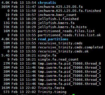 Trinity转录组组装软件说明书2527