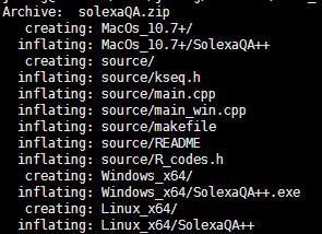 solexaQA 对测序数据进行简单过滤295