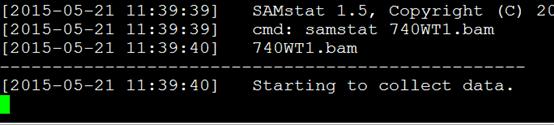 SAMStat软件使用说明书710